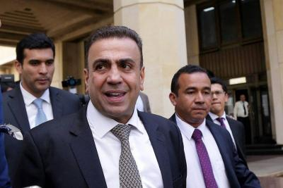 Senador Musa Besaile se entregó a las autoridades en Córdoba