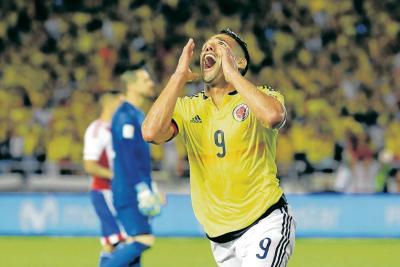 Clasificación de Colombia a Rusia solo duró 11 minutos