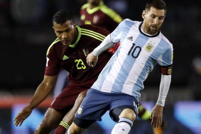 Rusia no se imagina un mundial sin Messi
