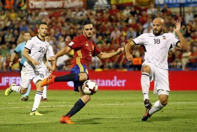España clasificó al Mundial e Italia disputará el repechaje