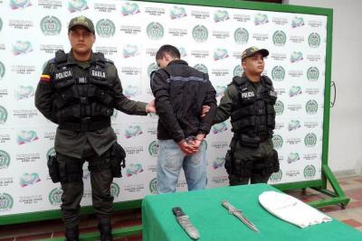 Exigía dinero y sexo a cambio de no agredir a su víctima en Bucaramanga