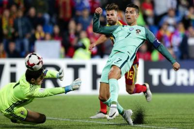 Portugal-Suiza, final en Lisboa; Francia y Suecia siguen su pelea