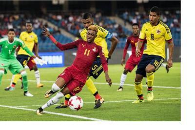 Colombia sub 17 va por la recuperación en el Mundial