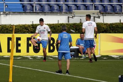 Colombia, a reencontrarse con el buen juego ante Perú
