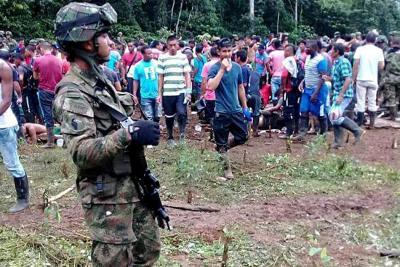 Tumaco, entre cultivos de coca, muertes, grupos armados ilegales y miedo