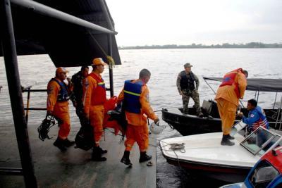 Hundimiento de chalupa deja dos personas muertas en Santander