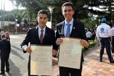 Estudiantes de la UIS ganan concurso nacional de Ingeniería Química