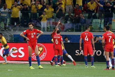 Eliminado Chile, bicampeón de Copa América