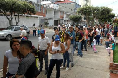 Venezolanos podrán acceder a empleo y seguridad social en Colombia