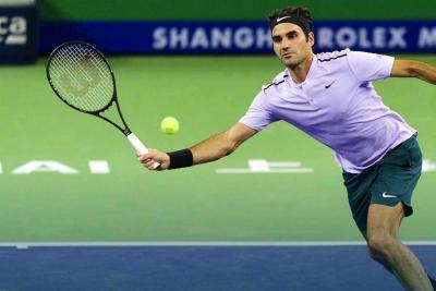 Nadal, Federer y Del Potro no tienen problemas en el Máster 1.000 de China