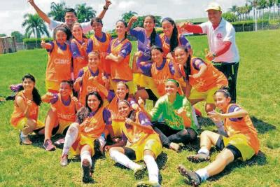 Botín de Oro va por el tercer campeonato en la Copa Claro