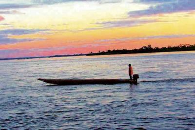 Hallan los cuerpos sin vida de dos pescadores en el Magdalena Medio