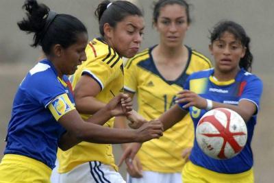 Tres santandereanas fueron convocadas a la selección de fútbol de mayores