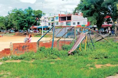 Total abandono en Bucaramanga