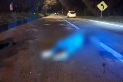 Motociclista falleció en accidente de tránsito en Piedecuesta