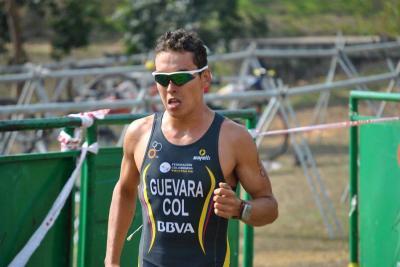 Guevara se le mide al Ironman de Louisville