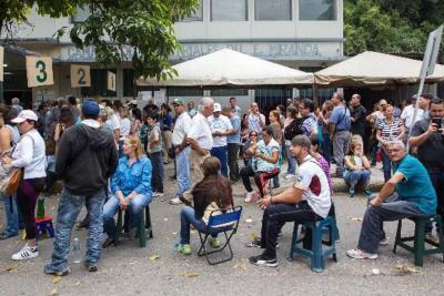 Oposición pone ruedas a su empeño de ganar las elecciones en Venezuela