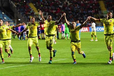 Colombia enfrentará a Alemania en el inicio de los octavos del Mundial sub'17