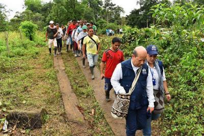 En ataque de Tumaco se usaron armas de las Fuerzas Militares: Medicina Legal