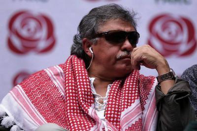 """Jesús Santrich demandará al congresista que lo llamó """"asesino"""""""