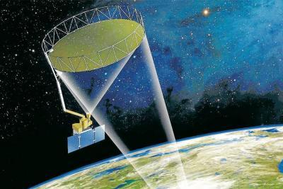 Un satélite vigilará la  contaminación del planeta