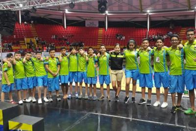 El taekwondo de Santander se destacó en Valledupar