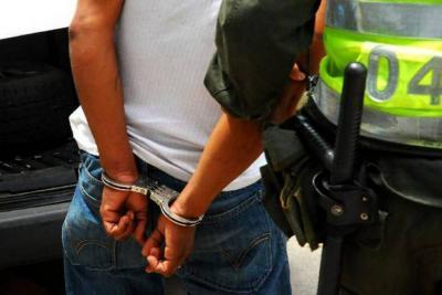 Policía detiene a alias 'Guadaña' en Puerto Berrío