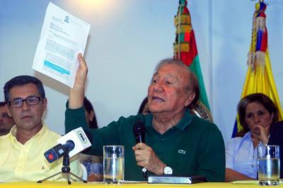 Rodolfo Hernández denuncia 'lobby' indebido de contratistas