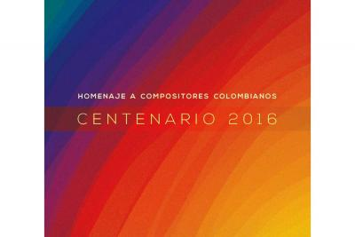 Homenaje a compositores colombianos