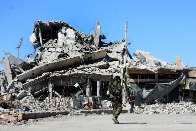La sangrienta masacre del Estado Islámico en Siria