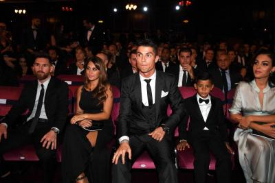 Ronaldo es elegido el mejor del mundo por segundo año consecutivo