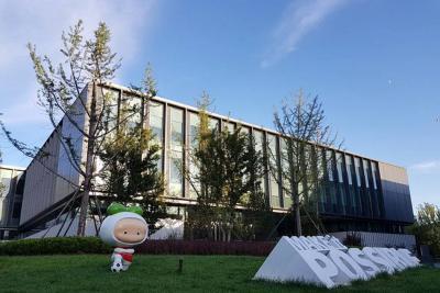 En el 'corazón' de las instalaciones de Huawei