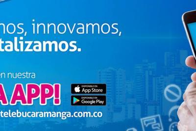 App de Telebucaramanga,  para trámites y consultas