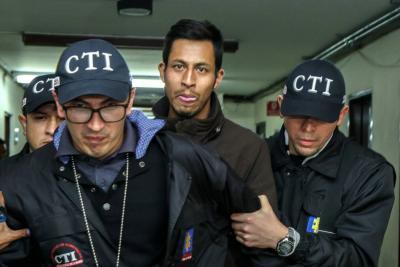 A juicio los 10 capturados por el atentado al centro Andino
