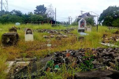 Denuncian profanación de tumbas en Puerto Wilches