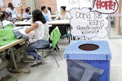 Done un jean y reconstruya el sueño de un niño con cáncer en Bucaramanga