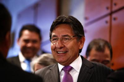 De acuerdo con Fiscal, Santos aceptó modificar proyecto de beneficio a pequeños cocaleros
