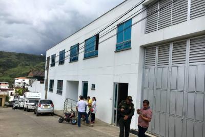 Reportan intoxicación masiva en un colegio de Oiba, Santander