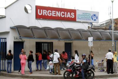 Niño de dos años sufrió amputación de un brazo tras accidente casero en Santander