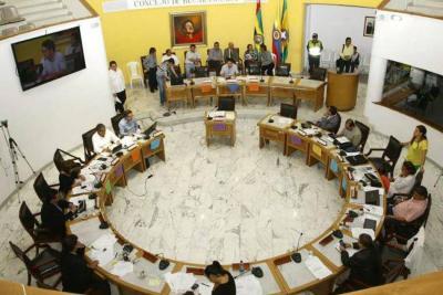 Anulan elección de Pedro Nilson Amaya como primer vicepresidente