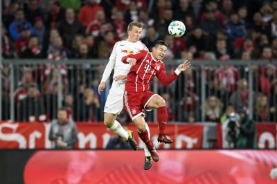 James Rodríguez brilló en la victoria del Bayern