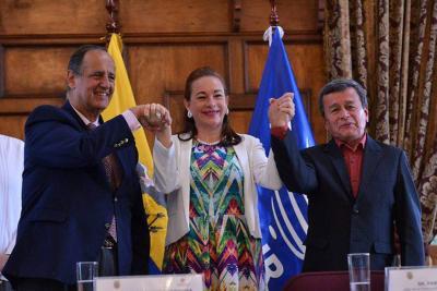 Cese bilateral entre Gobierno y Eln cerca de cumplir un mes