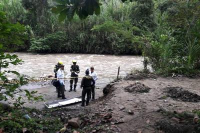 Hallan cadáver de un joven en un río del Norte de Bucaramanga
