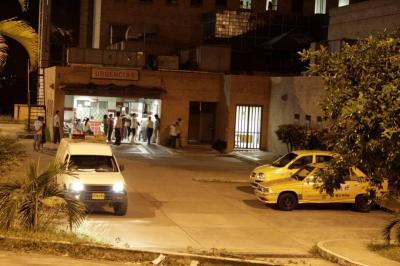 Taxista recibió un disparo en medio de un atraco en Bucaramanga