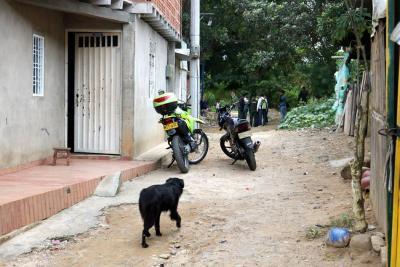 Asesinadas dos personas  en Girón y Bucaramanga