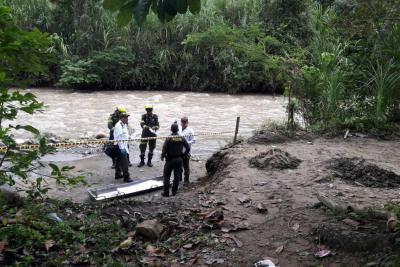 Hallado cuerpo del joven desaparecido el domingo en Bucaramanga