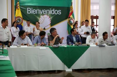 Proyectos viales de Santander se financiarán con recursos de Isagen