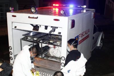 Asesinan a un hombre en la noche de Halloween en Bucaramanga