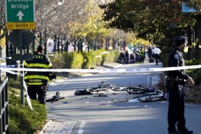"""Autoridades definen ataque como """"cobarde acto de terrorismo"""""""