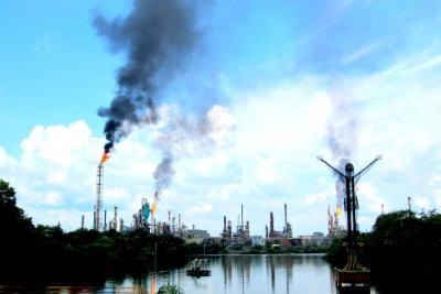 Falla eléctrica generó emergencia en Refinería de Barrancabermeja